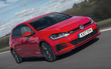 Volkswagen Golf GTI - hero front