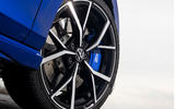 4 Volkswagen Golf R 2020 first drive review alloy wheels