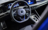 Volkswagen Golf R 2020 first drive review - interior