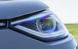 Volkswagen ID 3 2020 UK first drive review - headlights