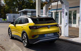 Volkswagen ID 4 2021 first drive review - charging