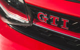 Volkswagen Polo GTI 2018 long-term review - front GTI badge