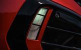 Volkswagen T-Roc R 2020 UK first drive review - daytime running lights