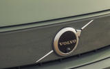4 Volvo XC40 Recharge P8 2021 UK first drive review nose
