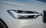 Volvo XC60 B5 2020 UK first drive review - headlights