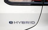 Volkswagen Arteon Shooting Brake eHybrid 2020 first drive review - rear badge
