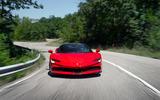 Ferrari SF90 Stradale - front