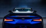 Lexus LC 500 Convertible Regatta Edition