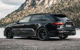 ABT Sportsline Audi RS4 2020 - static side