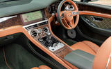 Bentley Mulliner Continental GT Convertible Equestrian Edition 2020 - interior