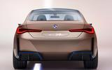 BMW i4 Concept 2020 - stationary rear