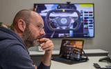 Lotus Evija configurator 2020 - steering wheel