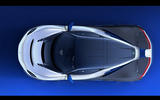 Pininfarina Battista Anniversario 2020 - stationary top