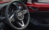 MX-5 RF Steering Wheel