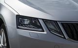 Skoda Octavia 2.0 TDI 2017 lights