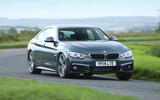BMW 4 Series Gran Coupe - front