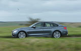 BMW 4 Series Gran Coupe - side