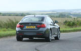BMW 4 Series Gran Coupe - rear