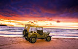 Willys Jeep - stationary side