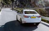 Lexus GS450h rear
