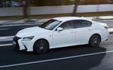 £49,995 Lexus GS450h F Sport