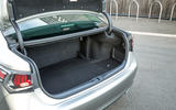 Lexus GS450h boot space
