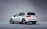 Volkswagen Golf GTE 2020 - stationary rear