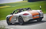 2011 Porsche Boxster E