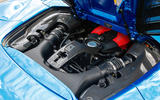 3.9-litre V8 Ferrari 488 Spider engine