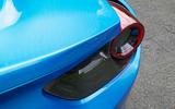 Ferrari 488 Spider rear lights
