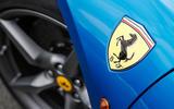 Ferrari 488 Spider badge