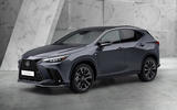 4  lexus nx 450h 2021 official reveal front