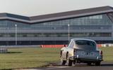Aston Martin DB5 - tracking rear