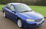 4 Ford Mondeo ST