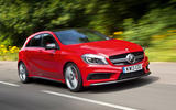 Mercedes A45 AMG 2013 - hero front