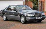 4 Mercedes E320 coupe