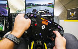 Renault e-sports 2020 - wheel