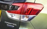 Subaru Forester - rear light