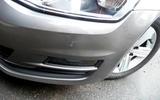 Volkswagen Golf - stationary front after