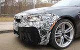BMW M2 bonnet