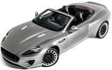 Kahn Vengeance Volante drop-top sports car launched