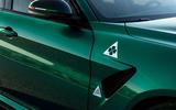 5 Alfa Romeo Giulia GTAm 2021 FD QV badge