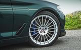 Alpina B5 BiTurbo saloon alloy wheels