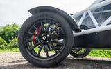 Ariel Nomad R 2020 UK first drive review - alloy wheels