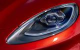 Aston Martin DBX 2020 UK first drive review - headlights