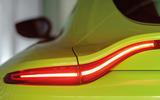 Aston Martin Vantage rear lights