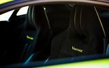 Aston Martin Vantage seats