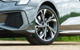 Audi A3 Sportback 2020 UK first drive review - alloy wheels
