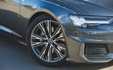 Audi A6 2018 long-term review - alloy wheels