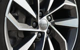 Audi Q5 40 TDI Sport 2020 UK first drive review - alloy wheels